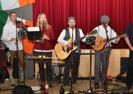 Na Mahones, die Live-Band bei Pub Tales